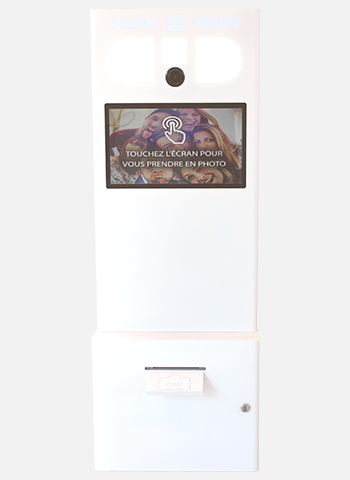 Borne à selfie / photobooth « Premium »
